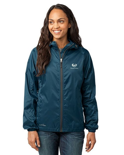 Eddie Bauer EB501 Ladies Packable Wind Jacket