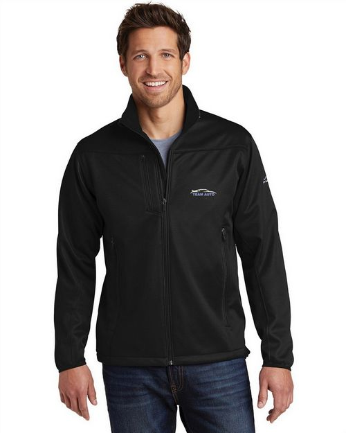 Eddie Bauer Logo Embroidered Weather Resist Jacket - For Men