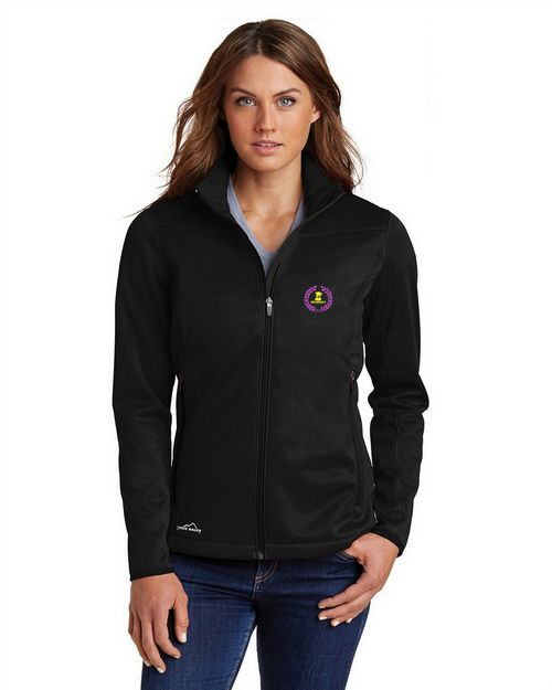 Eddie Bauer Logo Embroidered Weather Resist Jacket - For Women