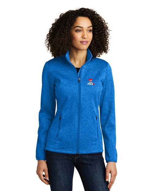 Logo Embroidered Eddie Bauer Logo Embroidered Soft Shell Jacket - For Women