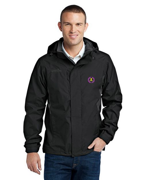 Eddie Bauer Custom Logo Embroidered Rain Jacket - For Men