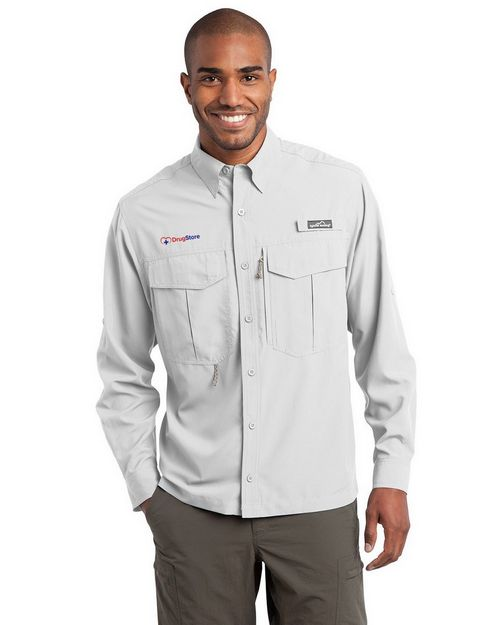 Eddie Bauer EB600 Performance Fishing Shirt - For Men