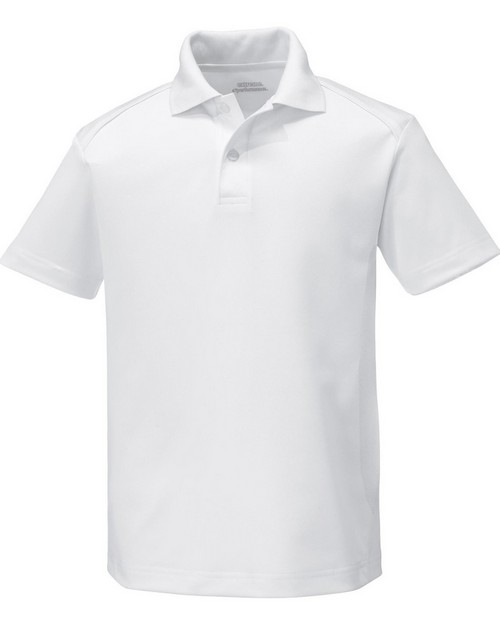 Extreme 65108 Shield Youth Snag Protection Solid Polo