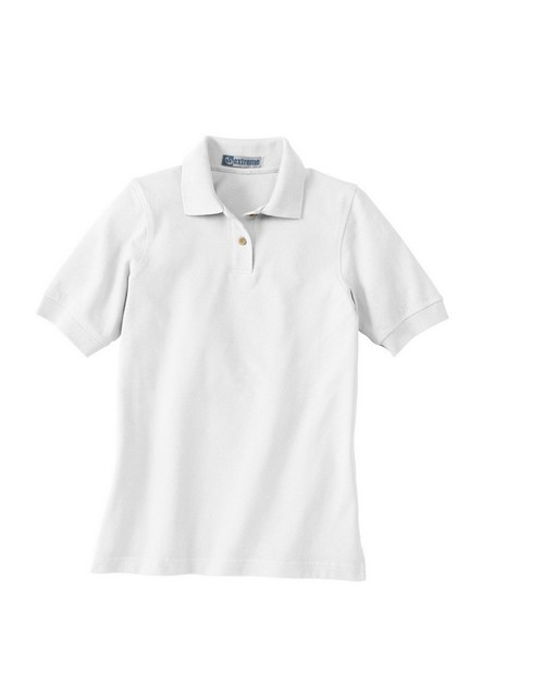 Extreme 75008 Ladies 100% Cotton Pique Polo