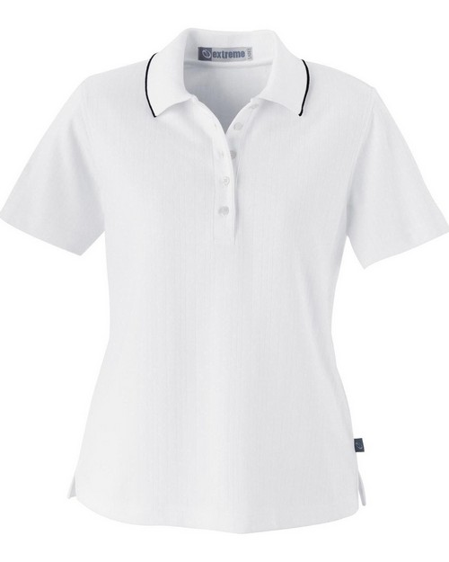 Extreme 75045 Ladies Edry Needle Out Interlock Polo