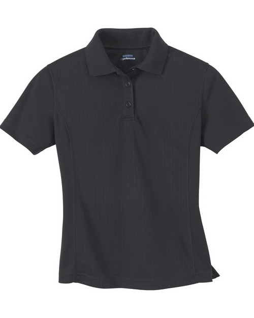 Extreme 75055 Ladies Eperformance Jacquard Pique Polo