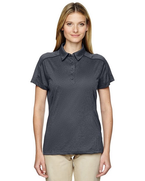 Extreme 75117 Fluid Ladies Performance Melange Polo