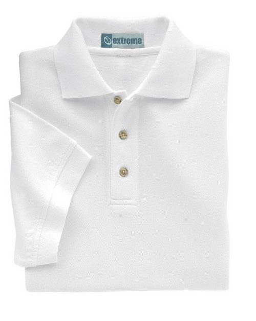 Extreme 85015 Mens Cotton Blend Pique Polos