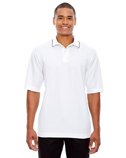 Extreme 85067 Mens Edry Needle Out Interlock Polo