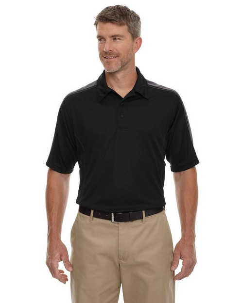 Extreme 85089 Mens Eperformance Pique Color Block Polo
