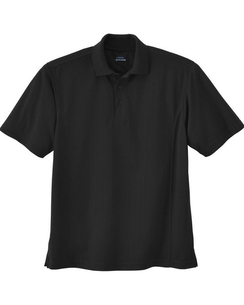 Extreme 85092 Eperformance Mens Jacquard Pique Polo