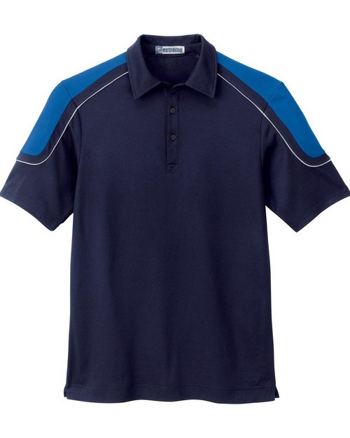 Extreme 85103 Mens Edry Color Block Polo