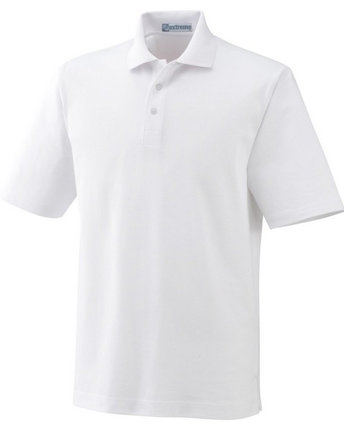 Extreme 85106 Luster Mens Edry Silk Luster Jersey Polo