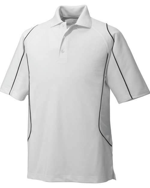 Extreme 85107 Velocity Mens Snag Protection Color Block Polo With Piping