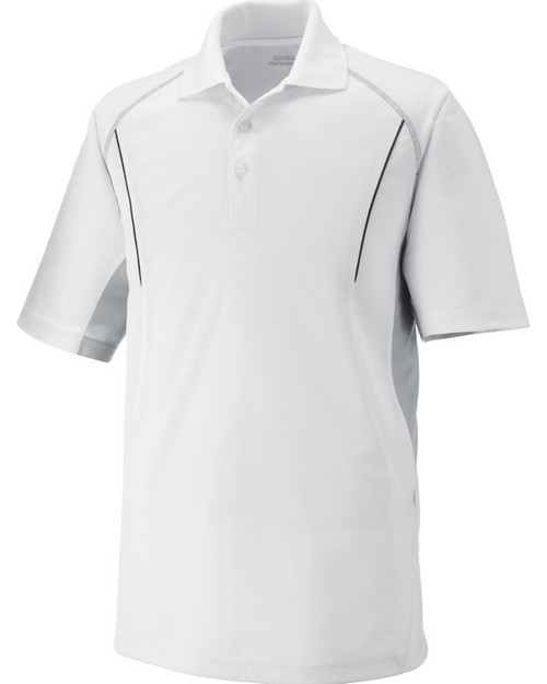 Extreme 85110 Parallel Mens Snag Protection Polo With Piping