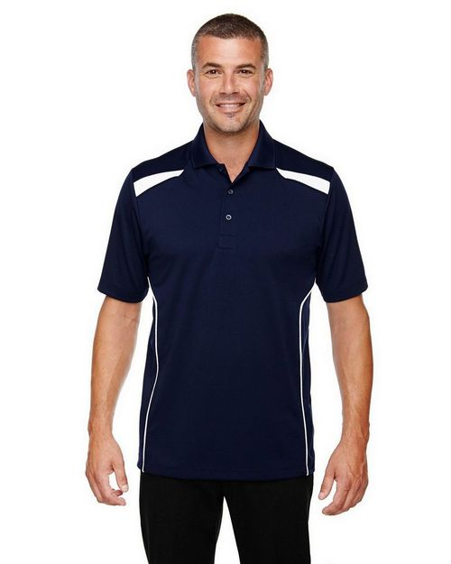 Extreme 85112 Tempo Polo Mens Recycled Polyester Performance Polo