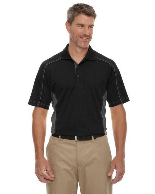 Extreme 85113 Fuse Polos Mens Snag Protection Plus Color Block Polos