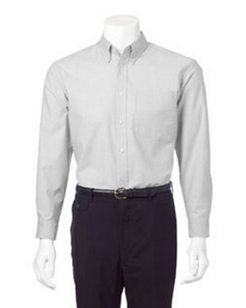 Featherlite 3231 Mens Long Sleeve Oxford