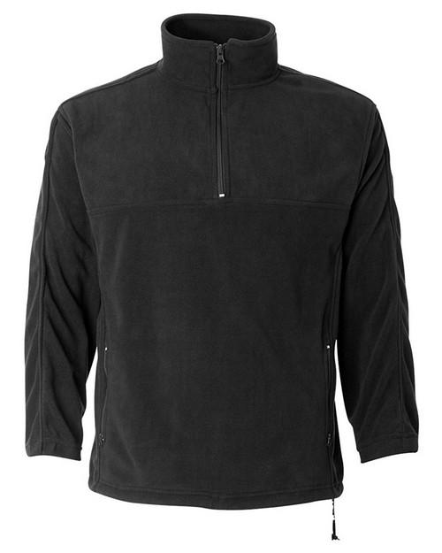 Featherlite 3351 Unisex Quarter-Zip Micro-Fleece Jacket