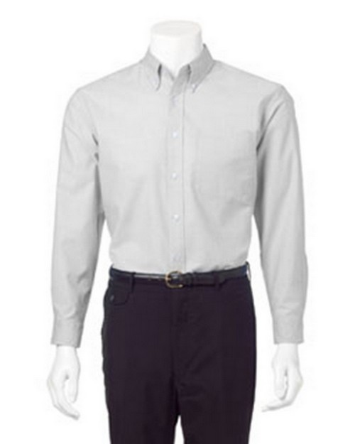 Featherlite 7231 Mens 4.2 Oz Long Sleeve Oxford