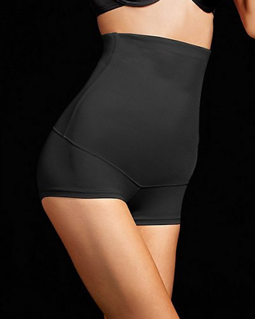 Flexees 12107 Fat Free Dressing Hi-Waist Boyshort