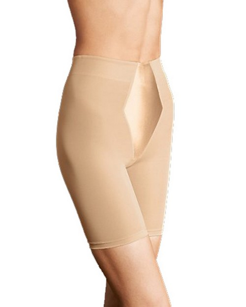 Flexees 12357 Easy-Up Thigh Slimmer