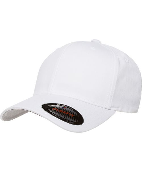 Flexfit 5001 Flexfit 6-Panel Structured Mid-Profile Cap