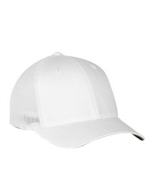 Flexfit 6511 Flexfit 6-Panel Trucker Cap