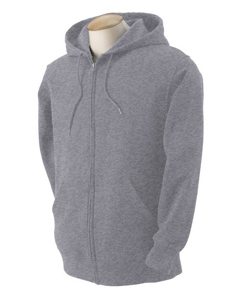 Fruit of the Loom 82230 Super Heavyweight 70/30 Full-Zip Hood