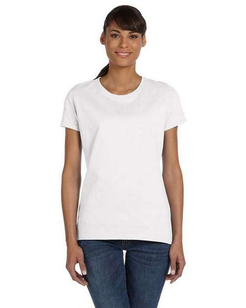 Fruit of the Loom L3930R Ladies 100% Heavy Cotton HD T-Shirt