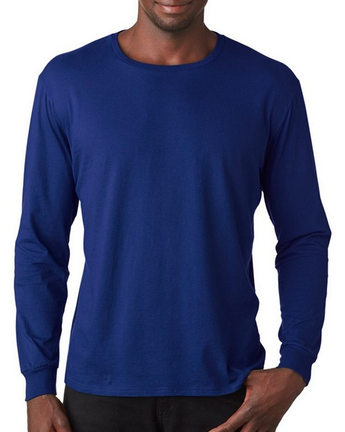 Fruit Of The Loom SFL Adult Sofspun Long-Sleeve T-Shirt