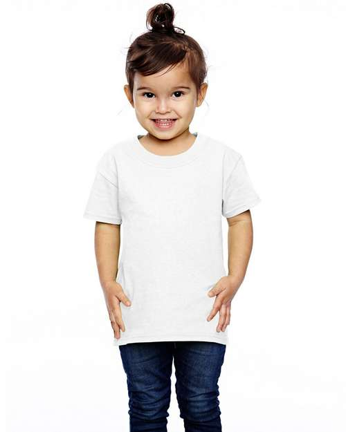 Fruit Of The Loom T3930 Toddler 100% Heavy Cotton HD T-Shirt