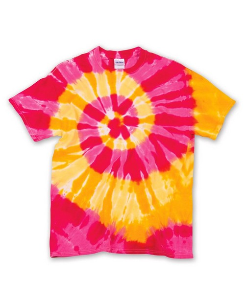 Gildan Tie-Dyes 56 Adult Typhoon T-Shirt