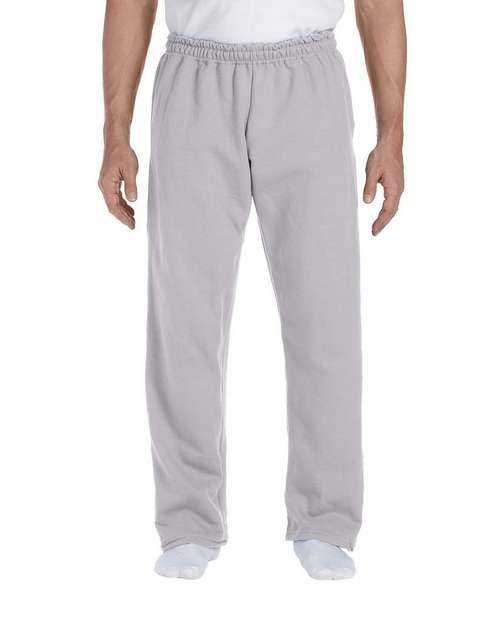 Gildan 12300 DryBlend 50/50 Open Bottom Sweatpants