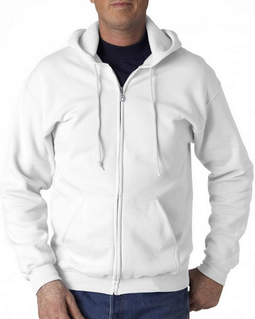 Gildan 18600 Zip Fleece Sweatshirt