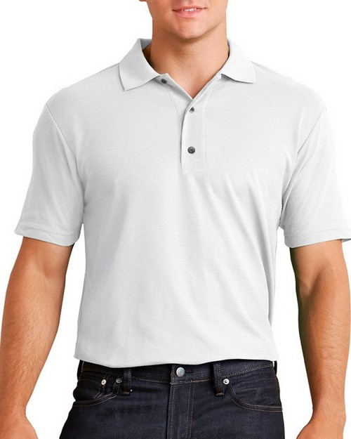 Gildan 44800 Performance Adult Jersey Polo Shirt