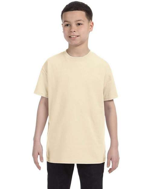 Gildan 5000B Youth 100% Cotton Tee