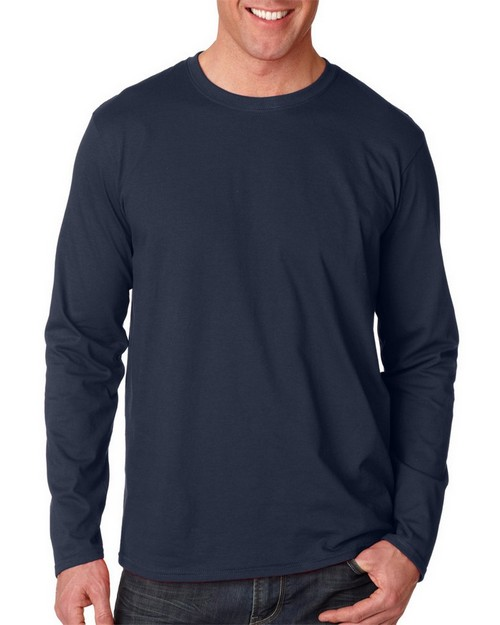 Gildan 64400 Adult Long Sleeve T Shirt