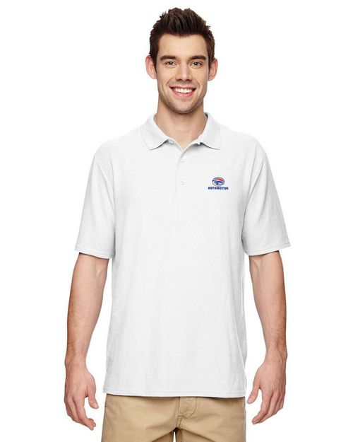 Gildan 72800 DryBlend Adult Double Pique Polo