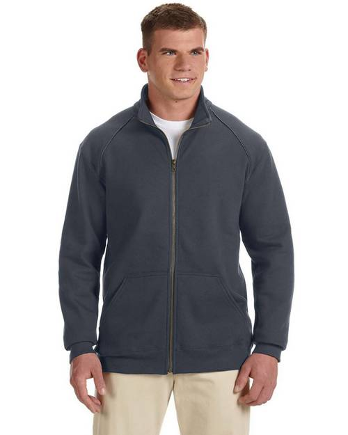 Gildan 92900 Premium Blended Fleece Adult Full Zip Jacket