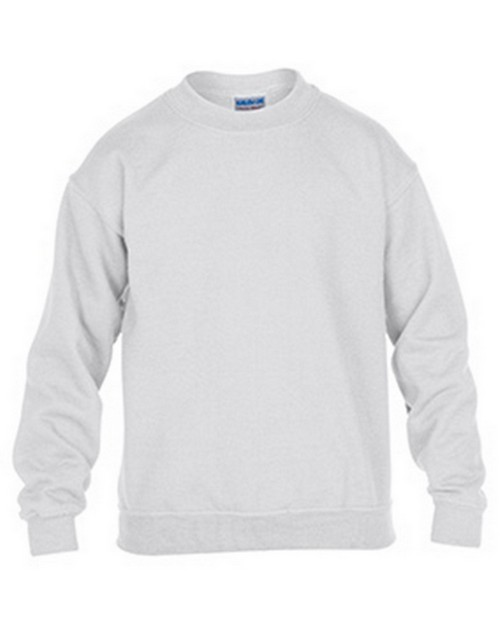 Gildan G18000B Heavy Blend Youth Crewneck Sweatshirt