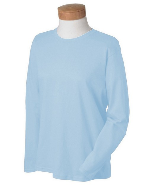 Gildan G240L Ladies Ultra Cotton Long Sleeve T Shirt