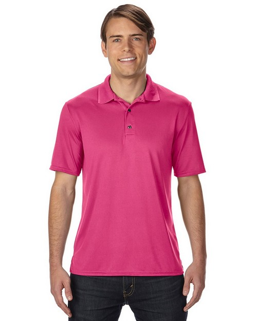 Gildan G448 Performance Adult Jersey Polo Shirt