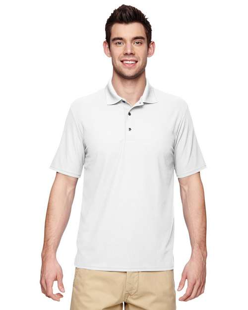 Gildan G458 Performance Adult Double Pique Polo Shirt