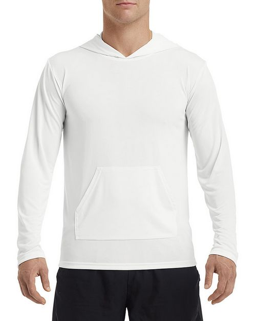 Gildan G46500 Mens Performance Hooded T-Shirts