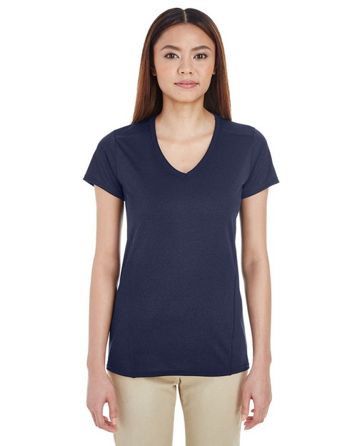 Gildan G47V00L Performance Ladies V-Neck Tech Tee