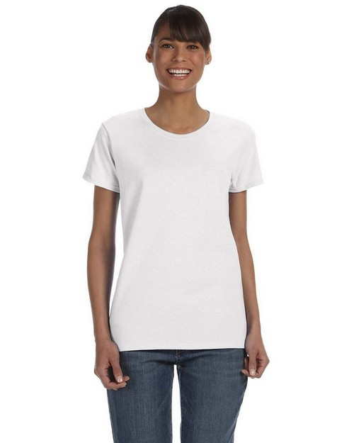 Gildan G500L Ladies Heavy Cotton Missy Fit T Shirt