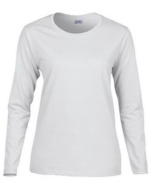 Gildan G5400L Heavy Cotton Ladies Long Sleeve Tee
