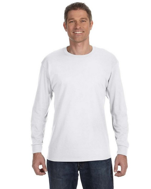 Gildan G540 Heavy Cotton Long Sleeve T Shirt