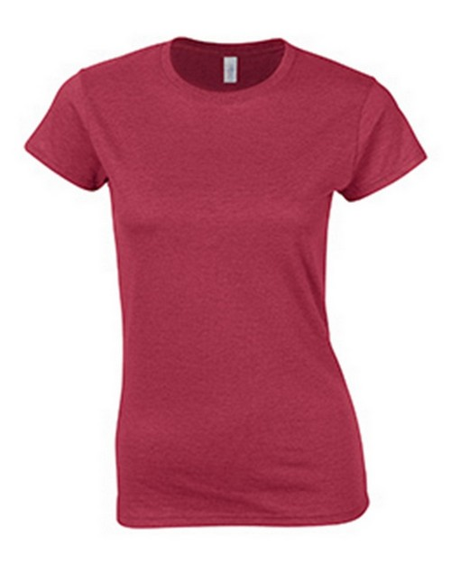 Gildan G64000L Softstyle Ladies Tee